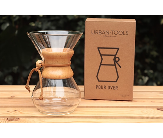 Urban Tools Pour Over 6 Cup1